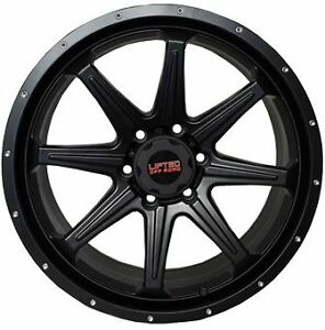 Lifted Off Road Wheel 20x9 6/139.7 Wheel & Tyre Package Salisbury South Salisbury Area Preview