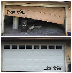 Brampton Garage Door Repair | Same Day | Lowest Rates
