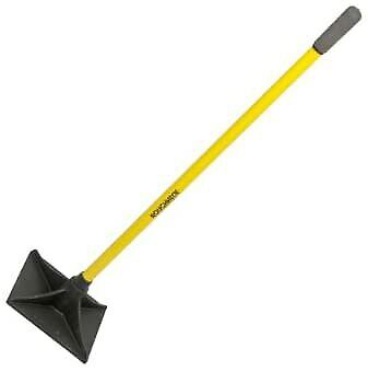 Roughneck ROU64381 F/glass Earth Rammer (Tamper) 10-inch X 10-inch
