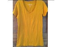 C mustard T shirt 14