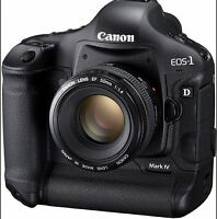 Canon 1DMarkIV professional camera (body only)