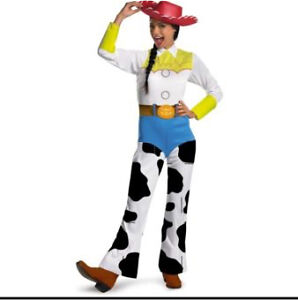 Costume toys story - Adulte Jessie OU Woody
