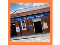 ( E18 - South Woodford Offices ) Desk Office Space to Rent in South Woodford