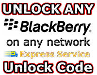 UNLOCK ANY BLACKBERRY!!!