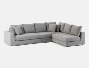 WANTED: Structube Horizon Sectional - Light Grey