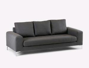 Structube couch - Dark Grey
