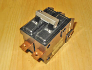 TAYLOR ELECTRIC 20 AMP, 2 POLE, 240 VAC CIRCUIT BREAKER ~ RARE!