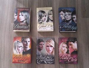 Bloodlines Series (6 books) by Richelle Mead