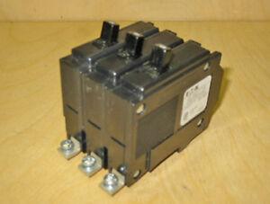 COMMANDER QBH 60 AMP, 3 POLE, 240 VAC CIRCUIT BREAKER ~ RARE/NEW