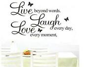 Wall Stickers Words