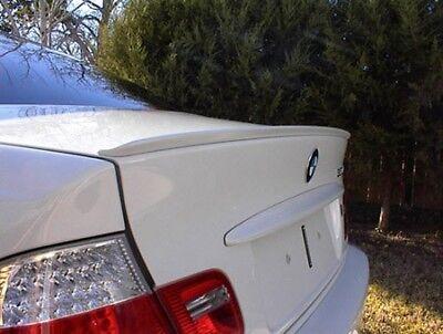 SPOILER ALERON MALETERO TRONCO para BMW E46 SERIE 3 CONVERTIBLES 98-06 TIPO...