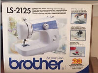 Sewing machine Brother LS-2125 Good Conditions!