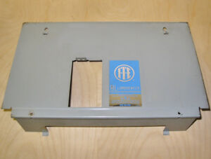 ITE BL 200 AMP 40 CIRCUIT MAIN PANEL COVER (SBL-40) ~ RARE!