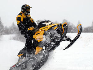 BOMBARDIER-SKI-DOO Snowmobile Battery - CC Battery Outlet
