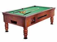 refurbished pool table for sale £450