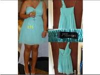 Jane Norman prom dress.