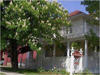 B&B with the best location in Moncton!