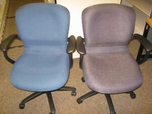 Conference room chairs as new
