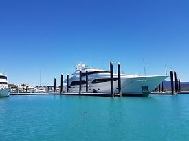 Yacht Crew - Steward/Host