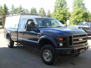 08'F250XL, 4X4, 8'BOX ,V10-6.8, ExtCab,130k,$15900 obo SAFETIED