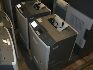 Reduced Price- Lexmark C736DN Laser color Printer  $150