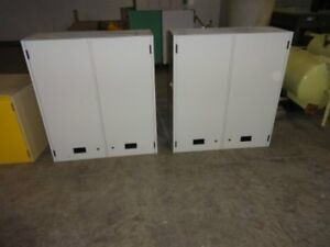 STEEL TOOL/PARTS/PAINT/SUPPLY STORAGE CABINETS - AWESOME PRICES!