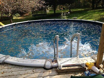 How To Install A Skimmer On An Above Ground Pool Ebay
