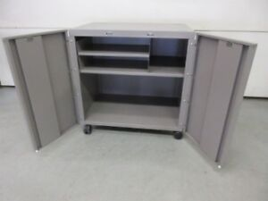 METAL STORAGE CABINETS FOR TOOLS, PARTS, SUPPLIES AND WHATEVER!!