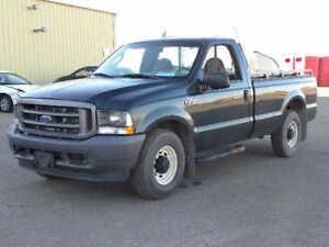 2004 Ford F-250 (Low Mileage)