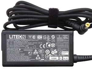 Laptop adapters chargers power cords - Acer ASUS Dell HP MSI