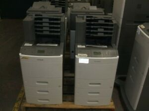 Lexmark T654DN Laser Printer /Toner included; $200 This week-end