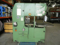 Mossner Vertical Metal Band Saw