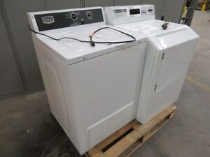 laveuse secheuse commerciale Maytag