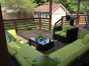 * PATIO FURNITURE SALE * OVER 60% OFF * while inventory lasts