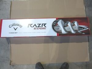CALLAWAY RAZR EDGE SET 11PCS NEW IN BOX