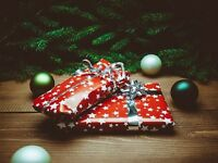 One-off Charity Festive Gift Wrapping Volunteers required! Everyone welcome!