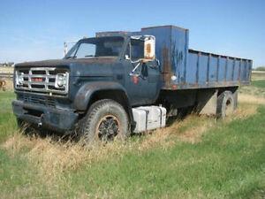 1987 GMC 7000