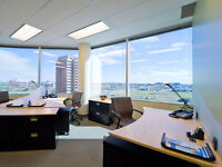 Affordable office space in executive Markham building!