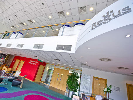 Need a business address in Milton Keynes? Use Regus virtual office from £129pm