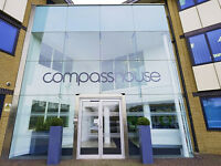 Need a business address in the right place? Try a Regus virtual office in Cambridge. From £55pm