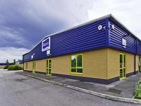 Professional Office Space in Ellesmere Port, CH65. Impressive Facilities, From £10.70 Per SQ M