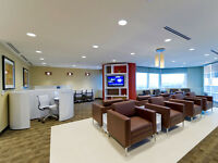 Let Regus Manulife Place help kick start your new business.