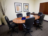 Professional meeting rooms in Burlington with all the amenities!