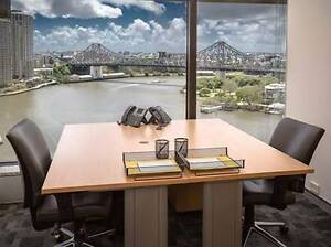 4 Person Office Space with Natural Light and City Outlook! Brisbane City Brisbane North West Preview