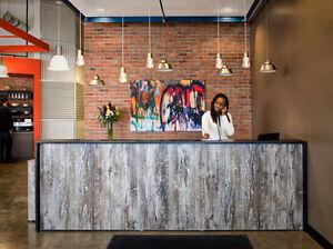 Modern & Trendy Co-working space - Made to IMPRESS Kitchener / Waterloo Kitchener Area image 3