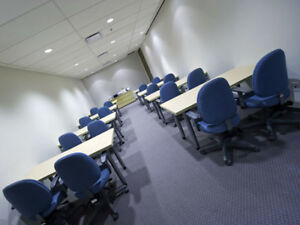 Meeting Rooms For Rent By The Hour, Day, or Week!