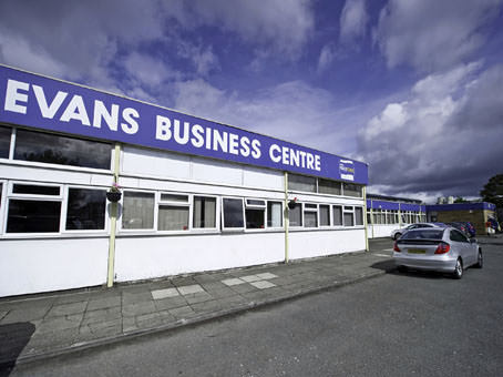 Professional business presence anywhere you want. Evans Easyspace virtual office. From £29 pm