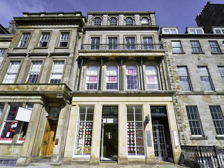 Premium serviced offices available immediately in Edinburgh! Regus price from £229pm