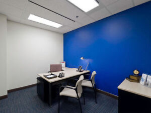 Professional Furnished Office in Downtown Winnipeg!