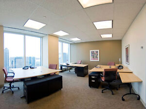 Fully Furnished, Fully Inclusive Offices @ Union Station